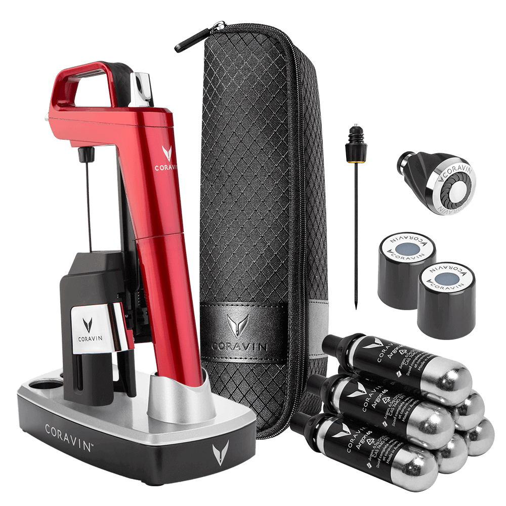 CORAVIN™ Model Six Ultimate Weinlover Set