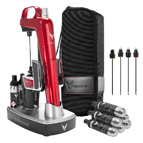 CORAVIN™ THE ULTIMATE WINE LOVER'S GIFT -Cherry