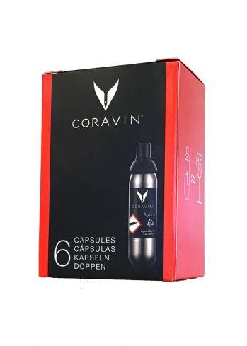 CORAVIN™ 6 capsules retail