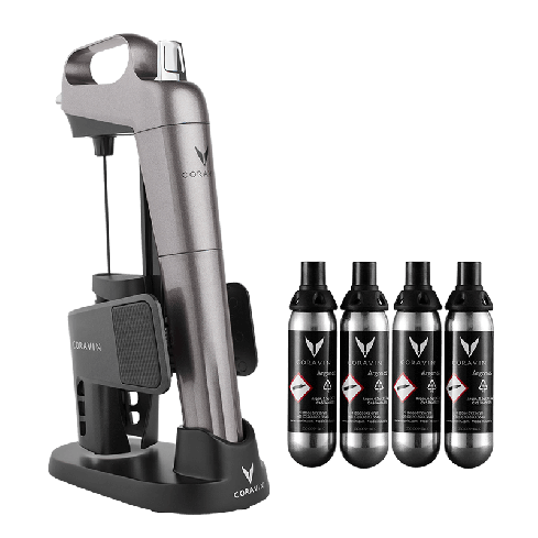 CORAVIN™ LIMITED EDITION III SILVER ECLIPSE