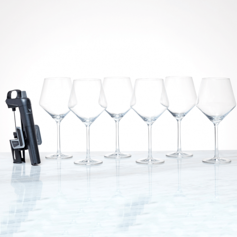 CORAVIN™ Model Two + Schott Zwiesel Stemware Pack
