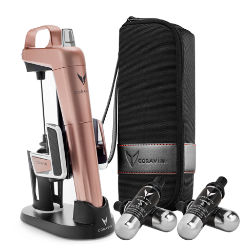 CORAVIN™ MODEL TWO ELITE PRO-Rose Gold