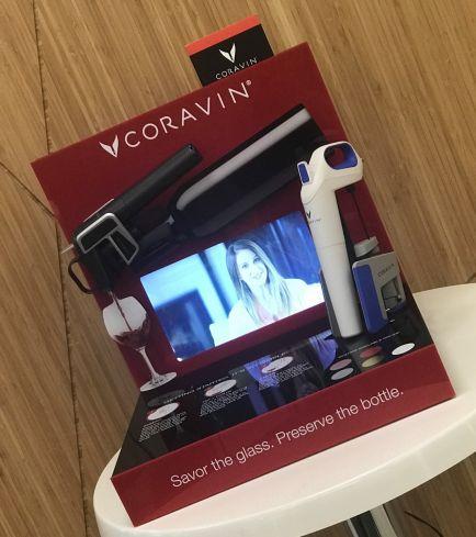 Acrylic Video Display with Brochures