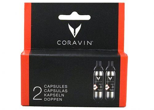 2 Pack Capsules Empty Box