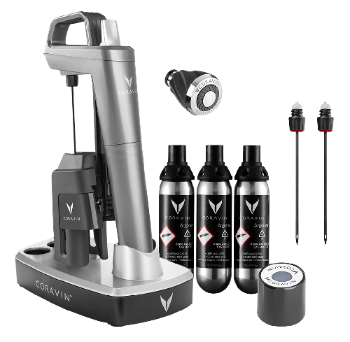 CORAVIN™ Model Five Wine Aficionado Pack