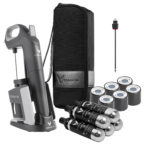 CORAVIN™ Model One Essentials Kit-beta-Black