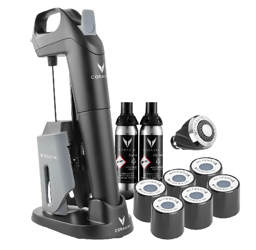 CORAVIN™ Model Three Wine Passion Pack