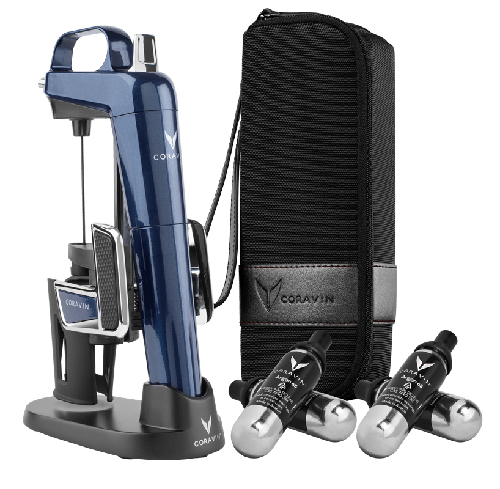 CORAVIN™ MODEL TWO ELITE PRO-Midnight Blue