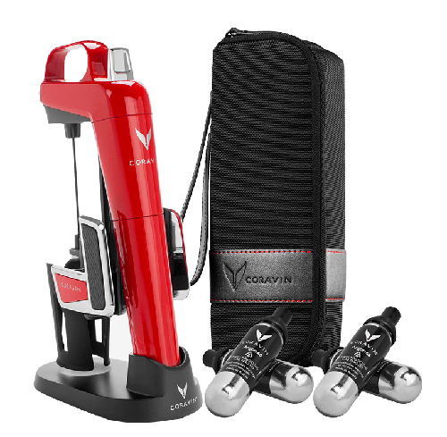 CORAVIN™ MODEL TWO ELITE PRO-Red