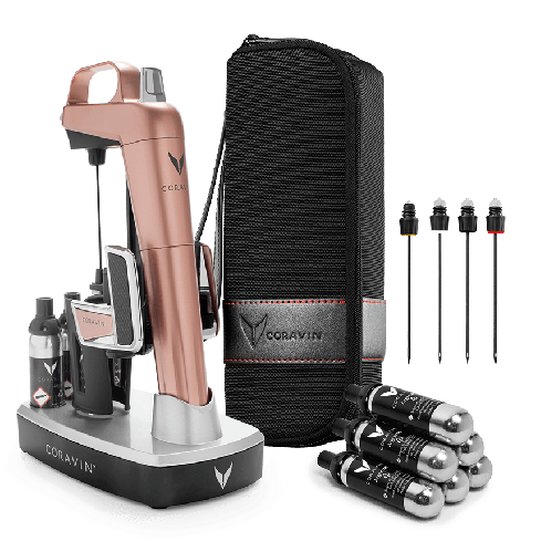 CORAVIN™ THE ULTIMATE WINE LOVER'S GIFT -Rose Gold