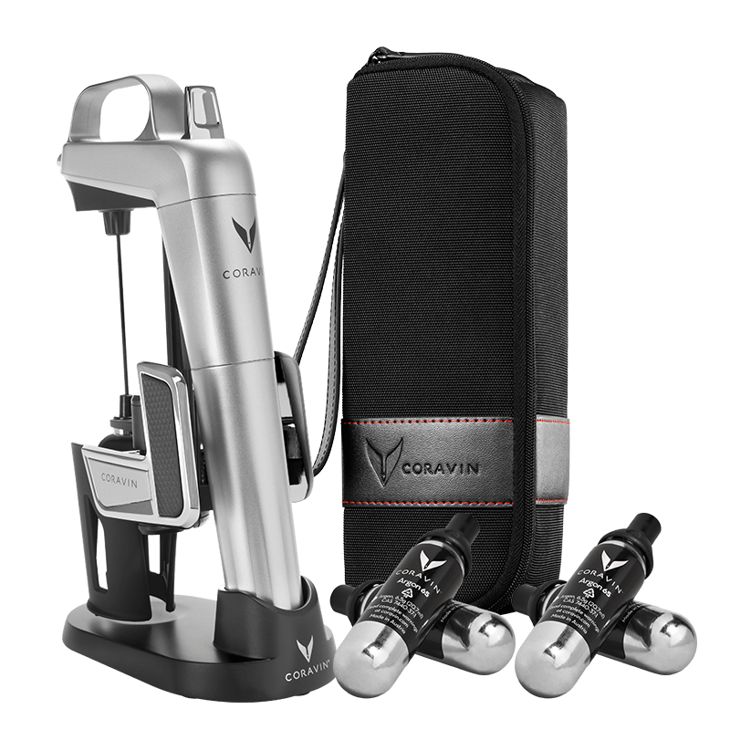 CORAVIN™ MODEL TWO ELITE PRO-Silver