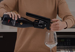 How to use Coravin